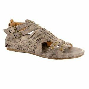 Womens CORKYS Esperanza Flat Boho Strappy Sandal 8